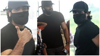 Actor Karthikeya Spotted At Hyderabad Airport | Tollywood Celebrities Airport Videos | TFPC - TFPC