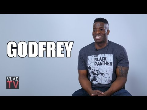 connectYoutube - Godfrey on Mo'Nique - Bill Cosby Taught Me Difference Between