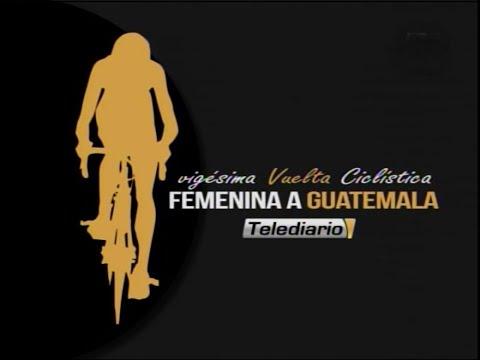Inicia tercera etapa de la Vuelta Femenina a Guatemala