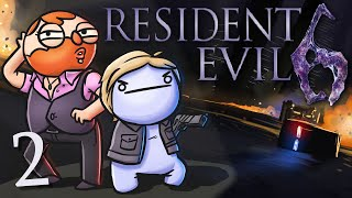 Resident Evil 6 /w Cry! [Part 2] - Higher Learning