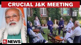 PM Modi To Meet 14 J&K Parties On June 24 | Countdown To PM's Kashmir Meeting Begins | Republic TV