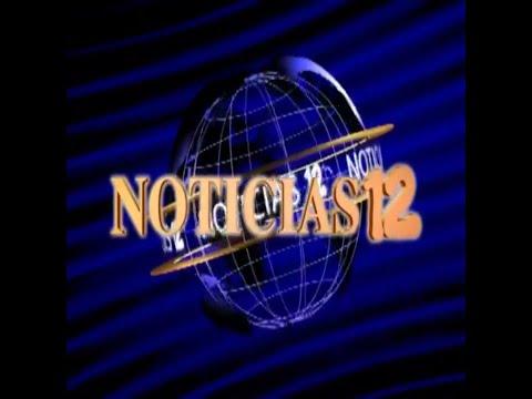 Noticias 12 Edición Mediodía / Viernes 11 de Junio