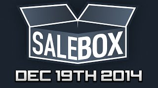 Salebox - Holiday Sale - December 19th, 2014