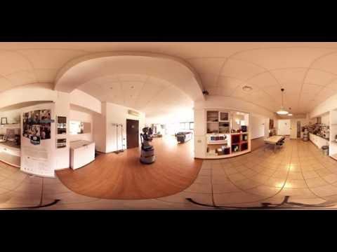 360° tour - Scuola Superiore Sant'Anna - Robotics Innovation Facility