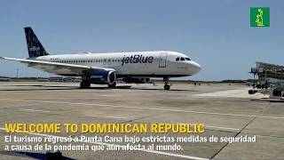 República Dominicana reabre el turismo bajo estrictas medidas sanitarias