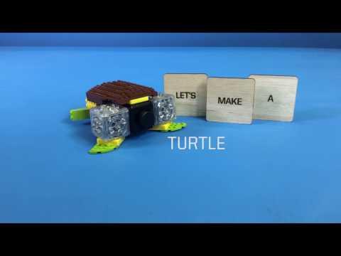 Cubelets Robot: Turtle