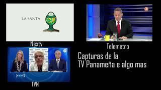 Enlace de la santa misa a los programas de analisis politicos de la TV panameña