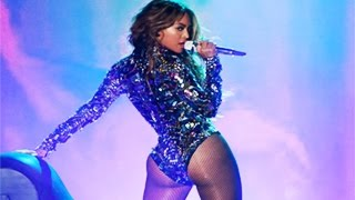 Beyonce MTV VMA 2014 Performance Was Sexy – MTV Video Music Awards 2014