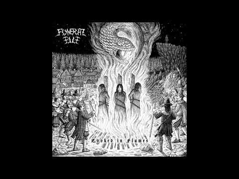 Funeral Pile - Evoked In Flames (2021) (New Full Album)