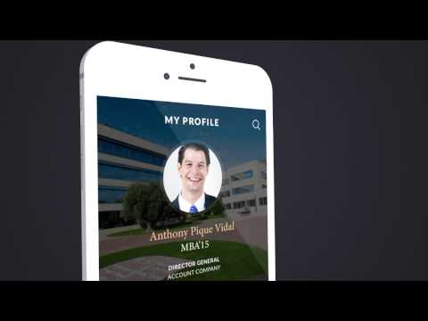 New IESE Alumni App