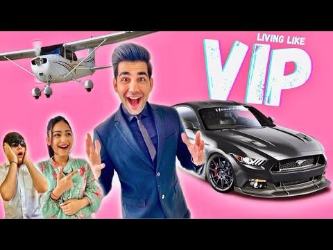 LIVING LIKE A VIP FOR 24 HOURS PART 3   Rimorav Vlogs