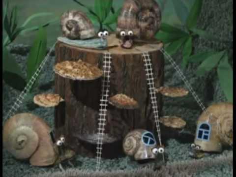 Кадр из мультфильма «Домик для улитки»