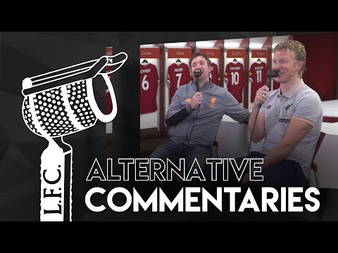 Alternative Commentaries: Fowler and Kuyt v Real Madrid | 'One mistake and you're off Dirk'
