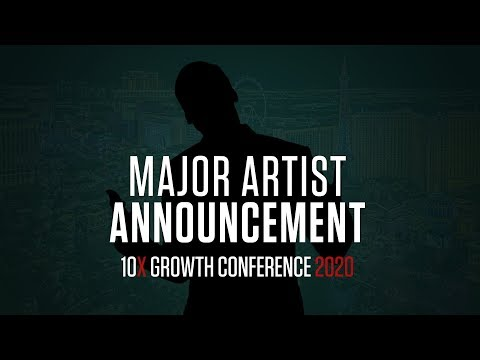 Major Artist Announcement! photo
