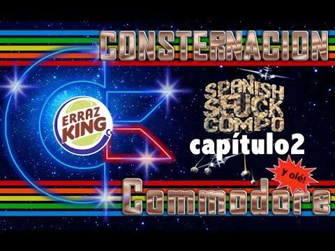 Consternación Commodore chapter 3 Más y mejor sobre el Seuck y otras cosas