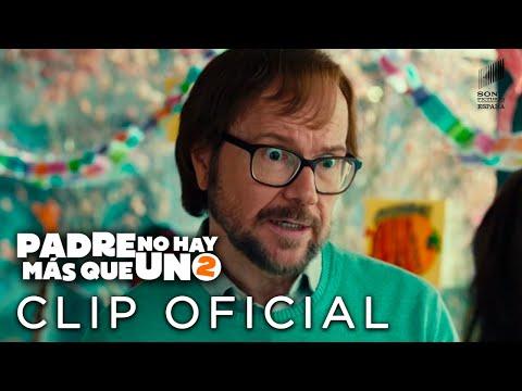 """PADRE NO HAY MÁS QUE UNO 2. Líos """"embarazosos"""". En cines 29 de julio."""