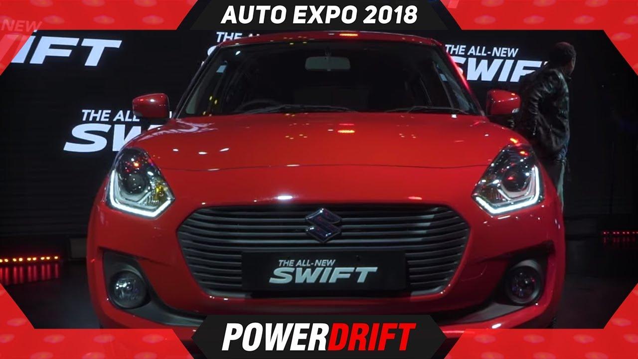 2018 Maruti Suzuki Swift Prices Announced : PowerDrift