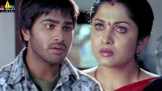 Sharwanand and Ramya Krishna Scenes Back to Back | Raju Maharaju Movie Scenes @SriBalajiMovies - SRIBALAJIMOVIES