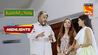 Garima backslashu0026 Sushila To Learn Dharampal's Plan | Kaatelal backslashu0026 Sons | Episode 137 | Highlights - SABTV