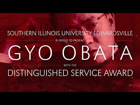 Gyo Obata - SIUE Distinguished Service Award