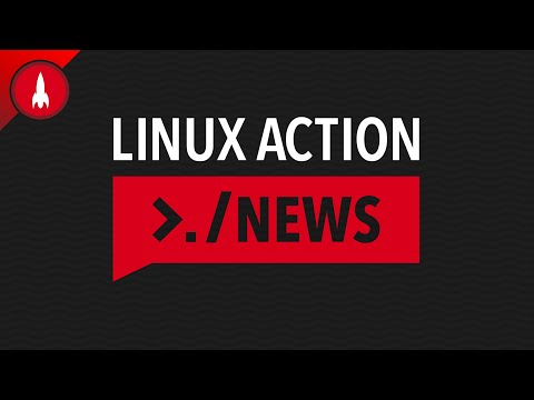 Linux Action News 164