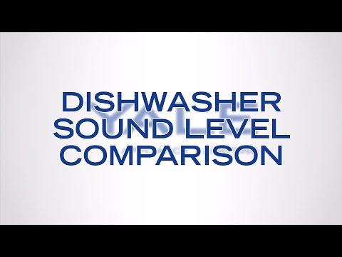 Dishwasher Sound Level Comparison