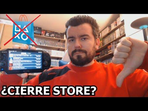 ¿CIERRE DE LA STORE DE PSP / PS3 y PS Vita? --- Mi opinión