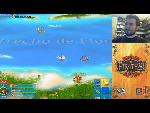 PIRATES! Sid Meier (PC) - Gameplay en Español || Evento Veraniego 2019