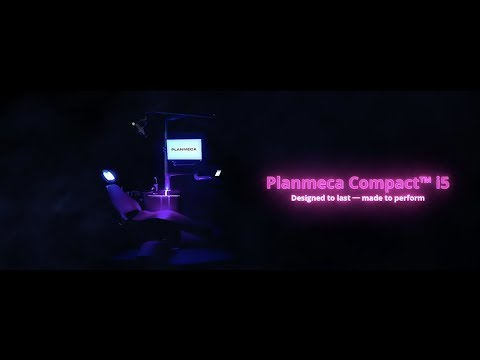 Planmeca Compact™ i5 dental unit – Designed to last, made to perform