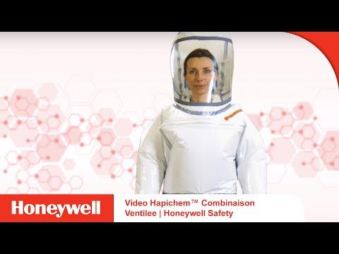 Vidéo Hapichem™ Combinaison Ventilée | Honeywell Safety