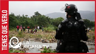 Vea lo que el gobierno venezolano está haciendo en las trochas de Colombia contra el Covid-19