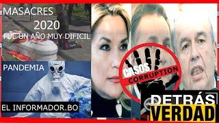 ???? Recopilación 2020 Finde Año - Casos de Corrupción ???? Añez Murillo, López, Etc...  | Bolivia