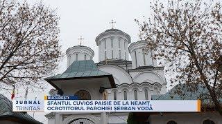 Sfantul Cuvios Paisie de la Neamt, ocrotitorul Parohiei Serban Voda