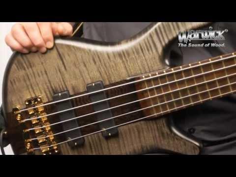 The Warwick Streamer Stage I 5 String