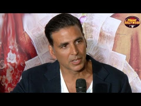 Akshay Recounts Incidents About Defecating In Open | Bollywood News