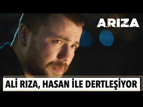 Ali Rıza, Hasan ile dertleşiyor! | Arıza 12. Bölüm