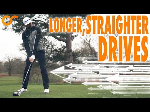 LONGER, STRAIGHTER DRIVES BY THINKING OF ARROWS - AWESOME DRIVER SWING CONCEPT