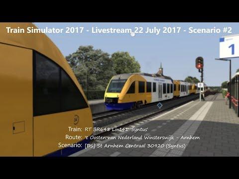 DS St Arnhem Centraal 30920 Syntus Livestream 220717