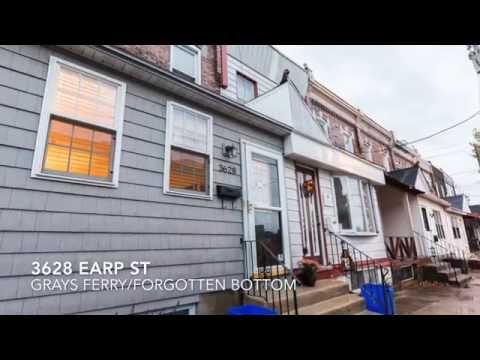 Lovely 2 BD/1.5BA Single Family Home: Grays Ferry