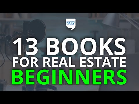 13 Books to Take Beginners From Zero to Real Estate Investing Hero | Daily Podcast