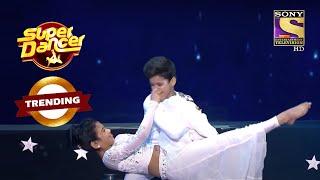 Jay और Devika ने दिया एक Beautiful Performance | Super Dancer | Trending - SETINDIA