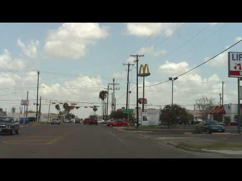 FM 88 into Elsa, TX