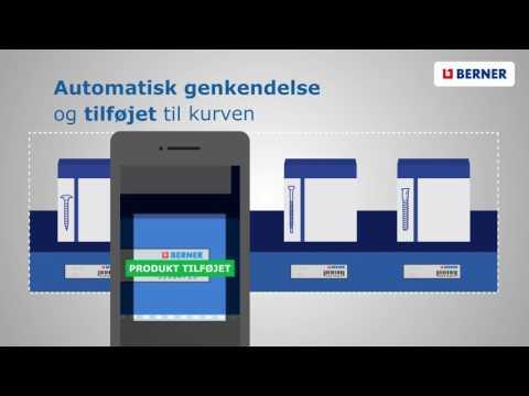 Berner Scan&Køb App