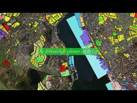 Et Kommunal- og Moderniserings Departement prosjekt i 3D