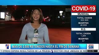 #EmisiónEstelar: Castigo a infractores toque de queda