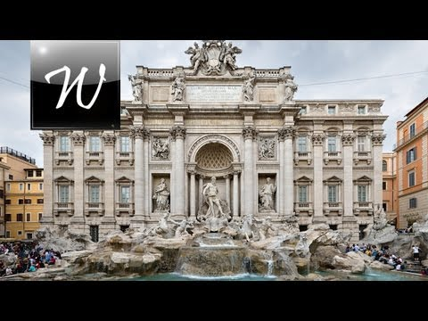◄ Trevi Fountain, Rome [HD] ►