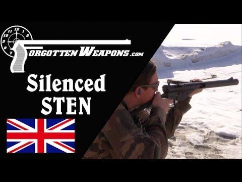 connectYoutube - Shooting a Suppressed Sten Gun