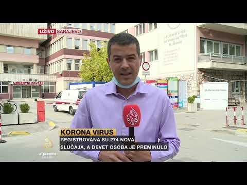 Još stotinu kreveta za najugroženije pacijente u Sarajevu