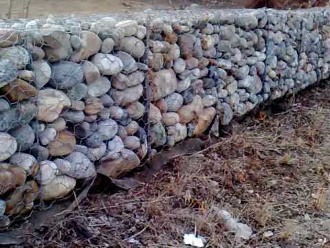 Como Hacer Pared De Piedra. Interesting Best Fabulous Piedra Seca ...
