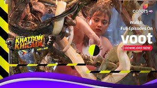 Khatron Ke Khiladi S11 | ख़तरों के खिलाडी S11 | Shweta Spends Time With Snakes - COLORSTV